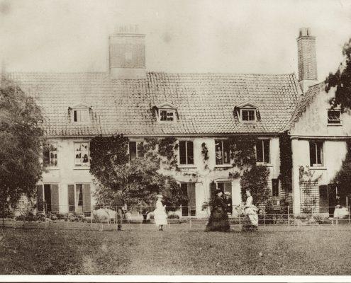 Swafield Hall c 1880