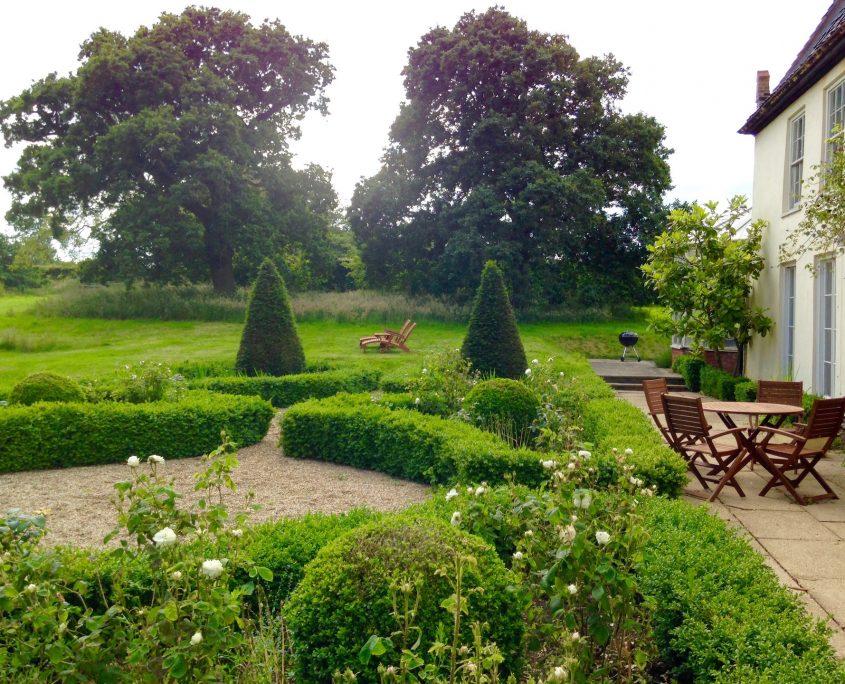 Swafield Hall Garden