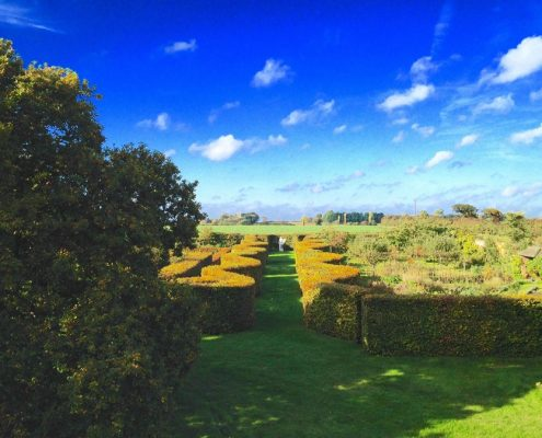views,Swafield Hall